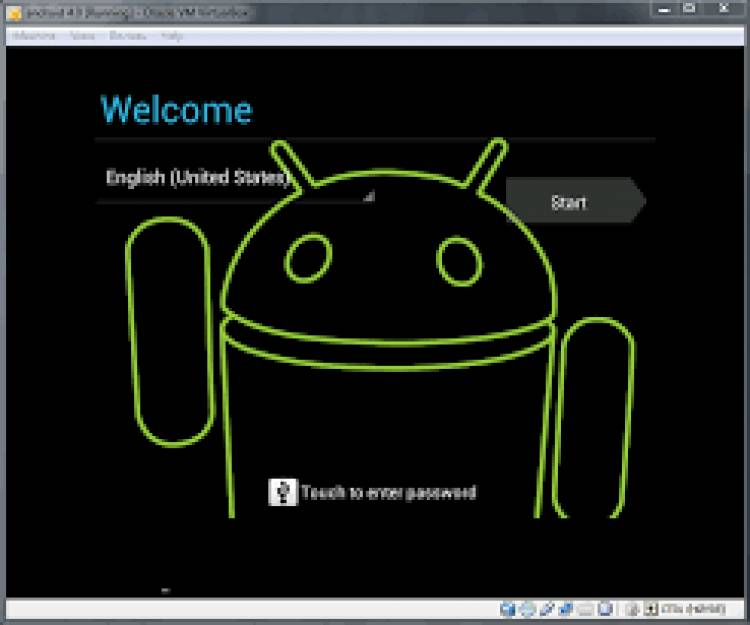 How to Install Android in VirtualBox and use it as android mobile